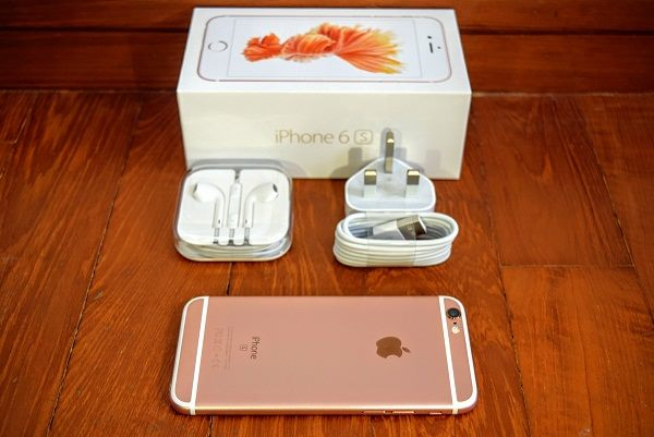 Noul aur Apple iPhone 6-6s -64GB deblocat