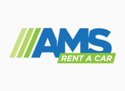 Logo ams rent a car