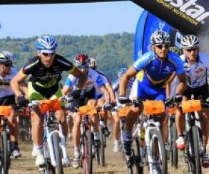 Competitie de mountain bike
