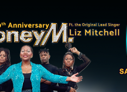 Boney M feat Liz Mitchell - opening act Ottawan