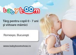 Baby Boom Show30.08-03.09 2017