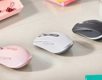 Logitech anunță lansarea mouse-ului wireless MX Anywhere 3