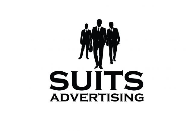 suits advertising