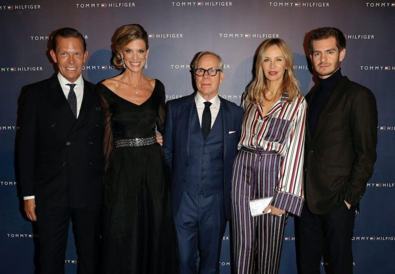 Tommy Hilfiger at the 13th annual Zurich Film Festival