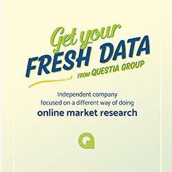 Get your Fresh Data