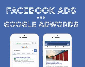 Reclama prin Adwords si Facebook Ads